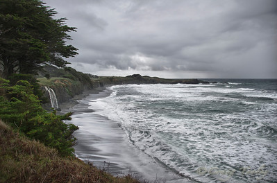 Black Point Beach Northern Coast California