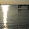 Pier at Bevan Avenue in Sidney, British Columbia. Approximately 7:00 am on April 22nd, 2013.