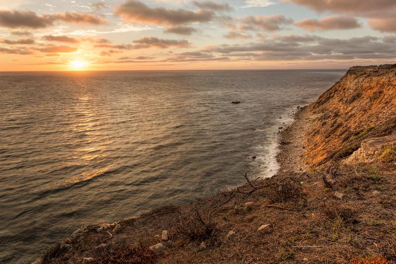 Point Vincent Sunset