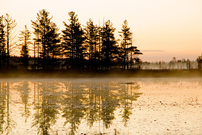 "A small unnamed lake north of Newberry MI  *For information on purchasing prints and canvas gallery wraps, click the ""Purchasing"" tab at the top of the page. If viewing on your mobile device, scroll to the bottom of the page and click the ""Full Site"" tab to view as if you were on your home PC and then go to the ""Purchase"" tab to for purchasing info. In mobile mode, you will not see the standard navigation bar with the ""Purchase"" tab."