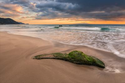 Izu Beach Sunrise