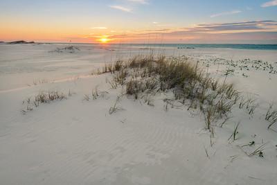 Sunrise From Gulf Islands National Seashore