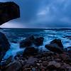 Rocky coast - Rødnesset by Nyksund