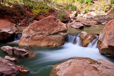 #54 American River, Zion