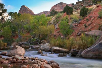 #55 American River, Zion