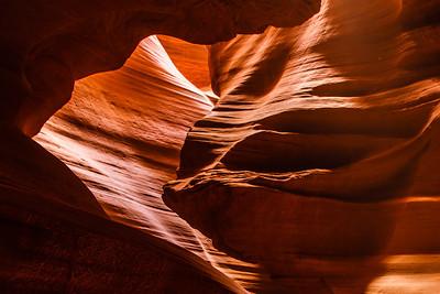 Upper Antelope Canyon 2012-22
