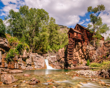 Crystal Mill HDR