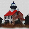 east Point light Delewase Bay this won first