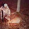 thursday 3 pm 2009 retiring 3 inch raised rib Browning it is now to heavy for me at 77 years old but i still get in tree.