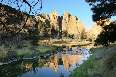 Smith Rocks, Oregon