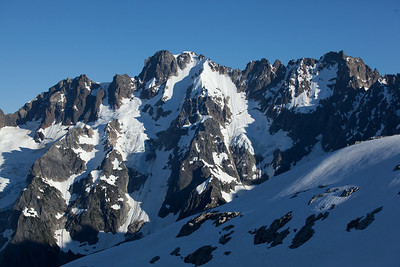 Mount Fury, Pickets Range, Washington