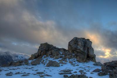 High Tundra Turbulance