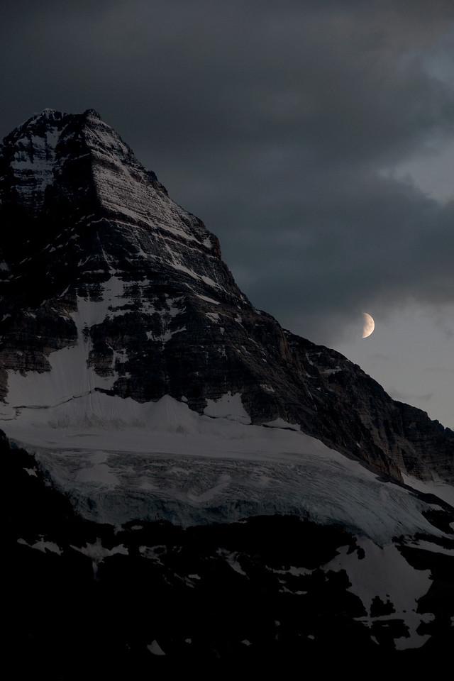 Assiniboine Moon