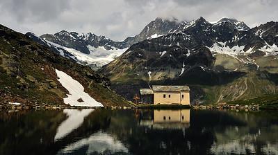 Mountain Chapel - Zermatt, Switzerland