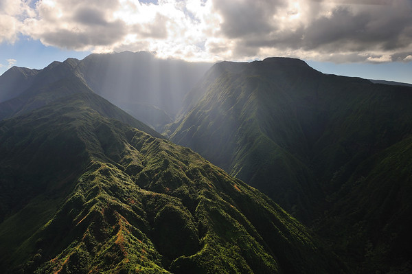 West Maui Mountains - Hawaii
