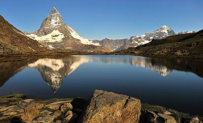 Matterhorn Sunrise - Zermatt, Switzerland