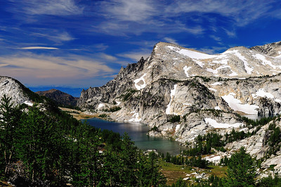 Little Annapurna and the Enchantment Lakes - Near Leavenworth, Washington