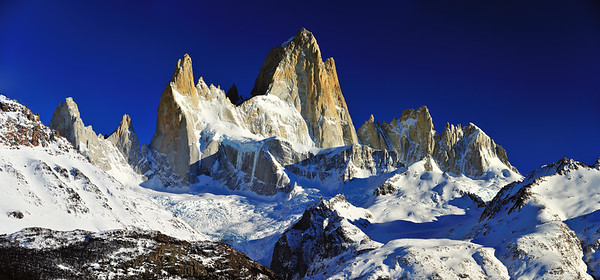 Afternoon at Mount Fitzroy Base Camp - Patagonia, Argentina