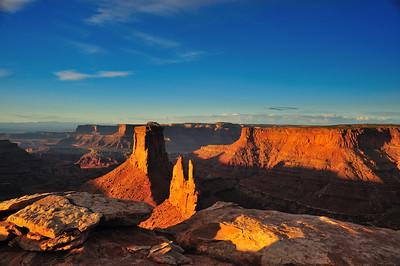 Marlboro Point Sunrise - Moab, Utah