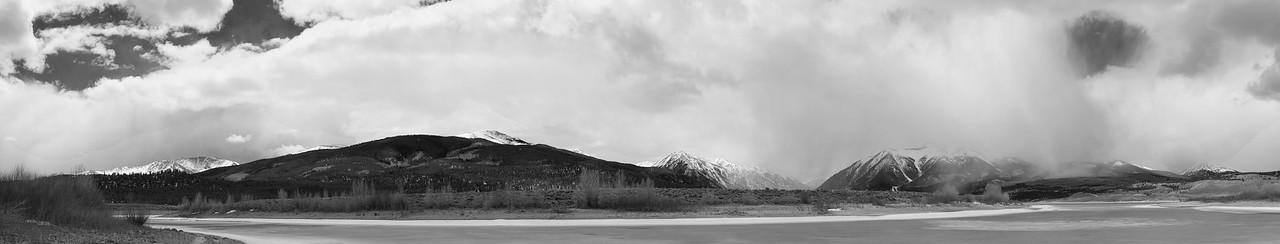 Mount Elbert, Mount Massive