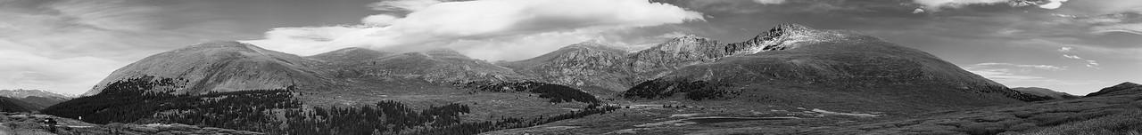 Mount Bierstadt from Guanella Pass