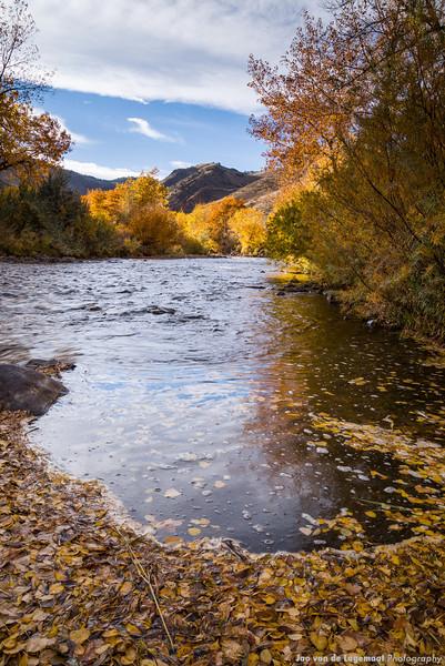 Clear Creek Fall