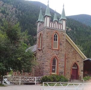 Colorado Historic Train & Lebanon Mine