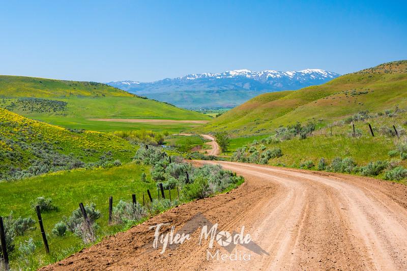 94  G Road in Idaho