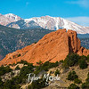 83  G Garden of Gods Pikes Peak
