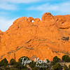 84  G Garden of Gods Kissing Camels