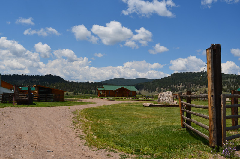 Old Ageny Ranch, CO