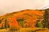 A landscape taken Oct. 3, 2011 near Vail, CO.