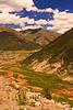 A landscape taken July 22, 2011 near Silverton, CO.