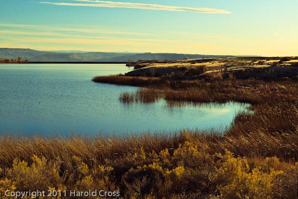 A landscape taken Nov. 18, 2011 near Fruita, CO.