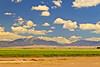 A landscape taken July 13, 2011 near Alamosa, CO.