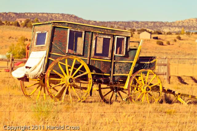A landscape taken Oct. 19, 2011 near Fruita, CO.