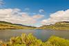 A landscape taken July 13, 2011 near Gunnison, CO.