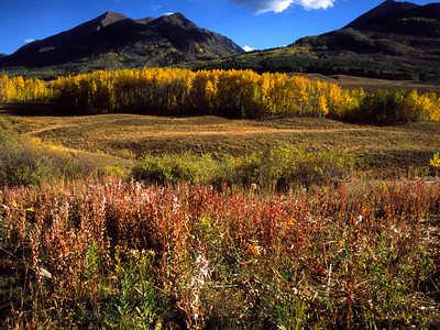 North of Crested Butte, Colorado