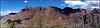 The vast expanse of Pyramid Peak's west face, Colorado Elk Range