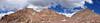 Sunlight and Windom Peaks; Colorado San Juans.