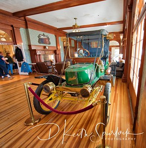 The Stanley Steamer Automobile
