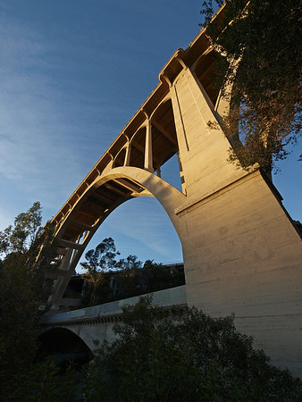 Colorado Street Bridge, Pasadena