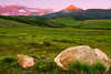 Colorado, Silverthorne, Gore, Range, Green Mountain, Sunrise