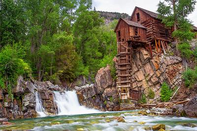 Colorado, Marble, Crystal Mill