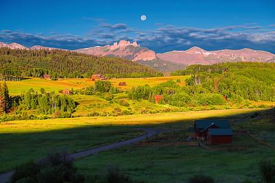 Colorado; Crested Butte; Ohio Creek