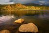 Buena Vista, Clear Creek, Sunset