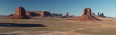 Monument Valley - Artist's Point