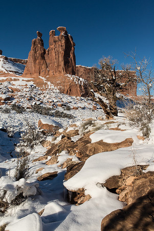 Three Prophets - Arches NP