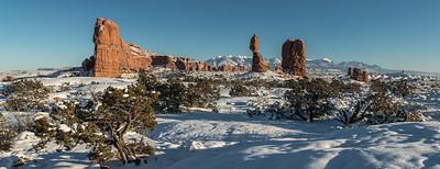 Balanced Rock - Arches NP