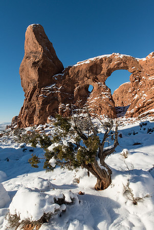 Turret Arch - Arches NP